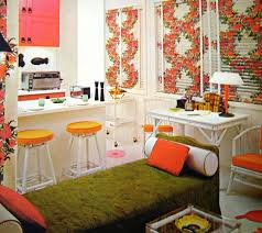 Im Telling You Theres Something About These Crazy 60s Rooms That Really Retro Interior DesignHome DesignKitchen