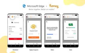 Microsoft Edge For Android Now Allows You To Save Money When ... Honey For Chrome Mac 1173 Download Top Three Plugin To Save Money When Shopping Online What Is The App And Can It Really You I Add A Coupon Code Or Voucher To Is The Extension How Do Get It How On Quora Microsoft Edge Android Now Allows You Save Money When Use Amazon Purchases Cnet Quick Reviewhow Works With Amazoncom Youtube Automatically Searches For And Applies Coupon Codes