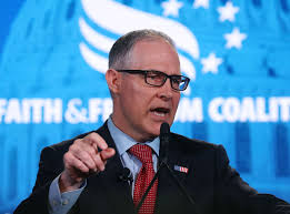 100 Kevin Pruitt House Dems EPA Gaming FOIA Requests To Protect