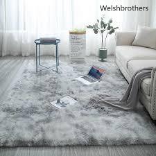 nordic plüsch teppich wohnzimmer teppich große festen nicht