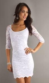 short white wedding dress black lace amore wedding dresses