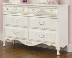 Sorelle Verona Double Dresser Combo French White by White Baby Dresser Changing Table Combo Changing Table Dresser
