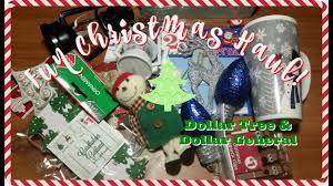 Shopko Christmas Trees by Quick U0026 Fun Dollar Tree U0026 Dollar General Haul Youtube