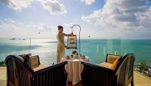 100 W Hotel Koh Samui Thailand Luxury High Tea S Best Afternoon Tea Spots