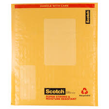 Decorative Air Bubble Mailers by Scotch Smart Mailer 8 5 In X 11 In Size 2 Meijer Com