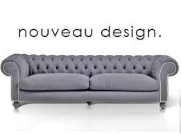 canape capitonn gris espaceadesign com meubles design à petit prix en stock
