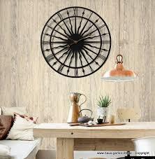 50cm wanduhr wohnzimmer dekoration