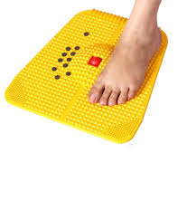 Bed Of Nails Acupressure Mat by Acupressure Mat With Magnets Pyramids For Pain Relief And Total