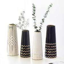 verkauf licht luxus moderne keramik vase wohnzimmer esstisch