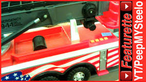 100 Fire Trucks Toys Best Toy For Kids With Ladder Of The Many Large Metal