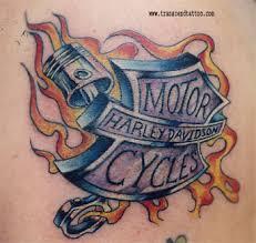 Transcend Tattoo Gallery Tattoos Biker Harley Logo