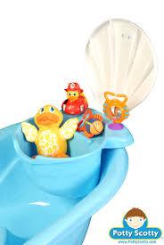 Infant Bathtub Seat Ring by Baby Bath Tub U0026 Toy Organizor For Boys Potty Training Concepts