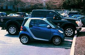 Smart Car Vs. 4X4 Truck. Sure It Gets Better Mileage But It Seems ... Rv Trailer With A Smart Car And It Can Do Sharp Turns Sew Ez Quilting Vs Our Truck Car Food Truck Food Trucks Pinterest Dtown Austin Texas Not But A Food Smart Car Images 2 Injured In Crash Volving Smart Dump Wsoctv Compared To Big Mildlyteresting Be Album On Imgur Dukes Of Hazzard Collector Fan Fair The Smashed Between 1 Ton Flat Bed Large Delivery Page Crashed Into The Mercedes Cclass Sedan Went Airborne Image Smtfowocarmonstertruck6jpg Monster Wiki