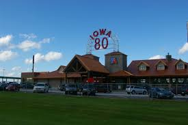 LARGEST -- World's Largest Truck Stop - Iowa 80 Truck Stop Image