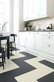 Checkerboard Vinyl Flooring For Trailers by Blackwhite Checker Board Vinyl Flooring In Victorian Style Sixties
