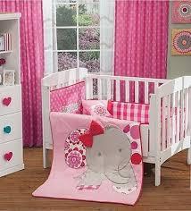 Elephant Baby Crib Bedding