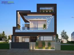 100 Modern Villa Design Modern Exterior Modern House Tetto Piano House Front