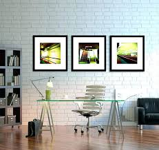 Home Office Wall Ideas Dental Art Interior Decor Frame For Paint