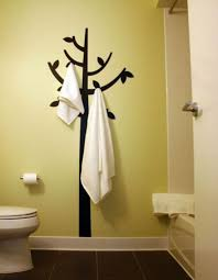 Tree Wall Decor Ideas by Decorating Ideas For Bathroom Walls Delectable Inspiration Unique