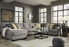 Ashley furniture cresson size cud sec 2 delightful pewter modular
