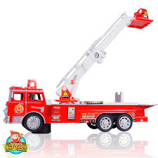 CifToys Amazing Fire Engine Truck Kids Toy: Best Large Bump & Go ... Childrens Large Functional Trailer Set With Sound And Light Moving Toy Review 2015 Hess Fire Truck And Ladder Rescue Words On The Word With Head Sensor Kids Toys Car Model Buy Double Large Toy Fire Truck Firetruck Ladder Alloy 9 Fantastic Trucks For Junior Firefighters Flaming Fun Awesome Vintage 1950s Tonka Engine Tfd Big Children Playhouse Popup Play Tent Boysgirls Indoor Matchbox Giant Ride On Youtube Usd 10129 Remote Control News Iveco 150e Magirus Trucklorry 150 Bburago Amazoncom Memtes Electric Lights Sirens