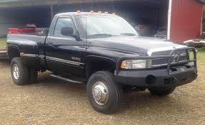 Hammerhead 600-56-0070 Dodge Ram 1500 1994-2001 Front Bumper Winch ... 56 Dodge C3 Job Rated Pickup Truck Youtube Ram Iv 2012 230 0k962723840 Black Dodge Truck On Sale In Ok Oklahoma Crazy Bout A Mercury How About With V10 In It 1956 H Series Us Army Issue Military For Classiccarscom Cc1115312 Ram Srt10 Wikipedia Auto Auction Ended Vin 1d7ha16n14j240012 2004 1500 Best Image Of Vrimageco Used Dash Parts Page