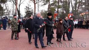 siege liberation bishkek celebrates the 72nd anniversary of the liberation of the