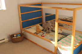 Montessori Toddler Bed Wood Montessori Toddler Bed Really Witty