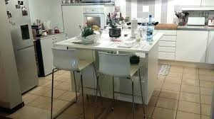 table de cuisine moderne table de cuisine ikea en verre cuisine ronde with table a rallonge