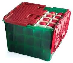Christmas Storage Totes Awesome Ideas Home Depot Tree