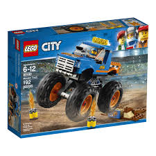LEGO City Monster Truck (60180) - Toys