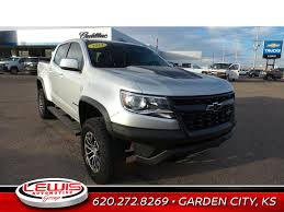 100 Used Colorado Trucks For Sale Certified 2019 Chevrolet 4WD ZR2 Truck Crew Cab Hays Dodge City Garden City Liberal KS VIN 1GCGTEEN0K1107327