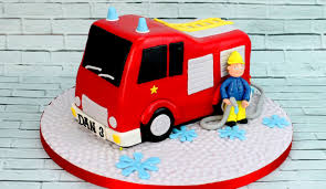 100 Model Fire Truck Kits How To Make A Engine Cake And Man Cake Craft World
