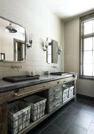 Rustic Bathroom Lighting Ideas by Rustic Bathroom Lighting Lowes Industrial Vanity Image U2013 Elpro Me