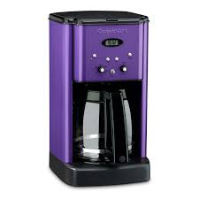 Cuisinart Brew Central Coffee Maker Purple