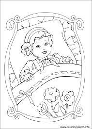 Barbie Princess 02 Coloring Pages