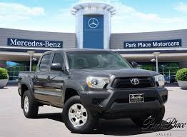 Used Toyota Tacoma Vehicles For Sale - Park Place 2005 Used Toyota Tacoma Access 127 Manual At Dave Delaneys 2014 For Sale Stanleytown Va 5tfnx4cn1ex039971 Cars New Car Dealers Chicago 2013 Trucks For Sale F402398a Youtube 2015 Double Cab Trd Sport 4wd 2016 Toyota Tacoma Sr5 Truck In Margate Fl 91089 Off Road V6 25434 0 773 4 Cylinder Khosh Heres What It Cost To Make A Cheap As Reliable 20 Years Of The And Beyond Look Through 2008 Photo Gallery Autoblog Sr5 2wd I4 Automatic Premier