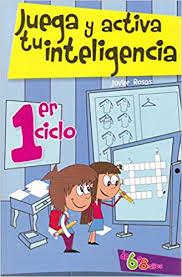 Juega Y Activa Tu Inteligencia Spanish Edition Javier Rosas Mabel Laclau Miro 9786071411051 Amazon Books