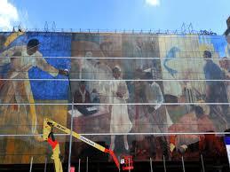 Harlem Hospital Mural Pavilion by Harlem Hospital Wpa Murals The Wpa In Harlem