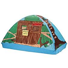 amazon com privacy pop bed tent toys games