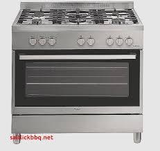 cuisine gaz cuisiniere gaz four multifonction pour idees de deco de cuisine