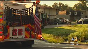 Baby Treated For Smoke Inhalation, 5 Without A Home After Richmond ...