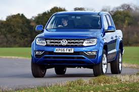 Volkswagen Amarok V6 Aventura 4x4 (2017) Review By CAR Magazine