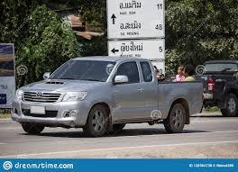100 Toyota Hilux Truck Private Vigo Pickup Editorial Stock Photo