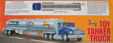 Amazon.com: Sunoco Toy Tanker Truck (1994): Toys & Games Toy Tractor Trailer Tanker Wood Truck Amazoncom Hess 1990 Colctable Toys Games Dropshipping For Kids Alloy 164 Scale Water Emulation Buy 1993 Mobil Limited Edition Collectors Series 132 Metallic Moedel With Plastic Tank For Pull Back 259pcs City Oil Gas Station Building Block Brick Man Tgs Tank Truck On Carousell Mobil Le 14 In Original Intertional Diecast Model With Pullback Action 1940s Tootsie Yellow Silver Sale Tanker Matchbox Erf Petrol No11a In 175 Series