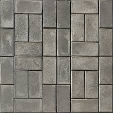 Seamless Texture Of New Rectangular Stones Set Evenly In Repeating Patterns