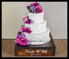 16 Rustic Wedding Cake Stand Personalized Option
