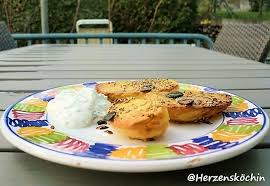vegetarisches aus omas küche oder gebackene kartoffelhälften