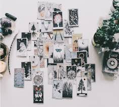 Collage Of Mini Prints Instead Frames Tumblr Wall