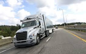 100 Southwest Truck And Trailer Daimlers Autonomous Truck Hits Public Roads In Virginia